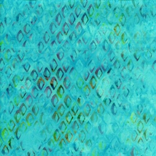 Hand Dyed Cotton Batiks Fabric Collection 6/961